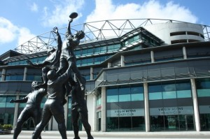 Twickenham Rugby Match Bike Tours
