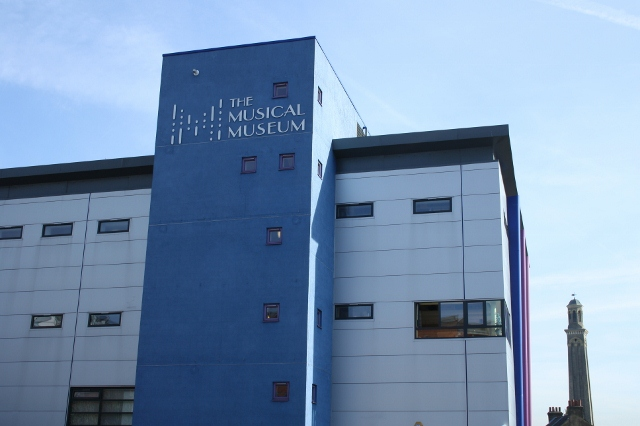 The Musical Museum Brentford
