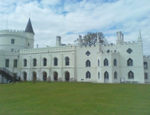 Strawberry Hill House Bike Ride