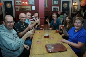 Weekday Ale tasting at The Mawson Arms Chiswick