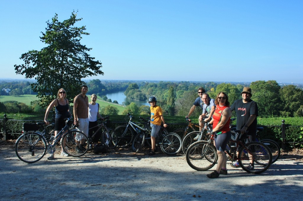 town to country bike tour