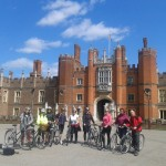 Finish at Hampton Court Palace after lunch or continue and enjoy the fun!