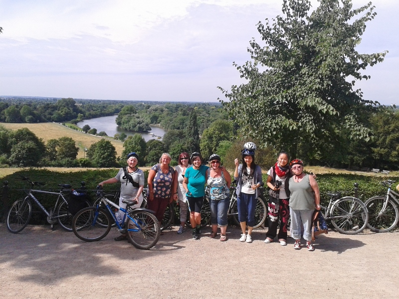 Richmond Park Bike Tours