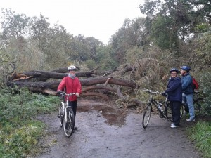 Winter Bike Tours London