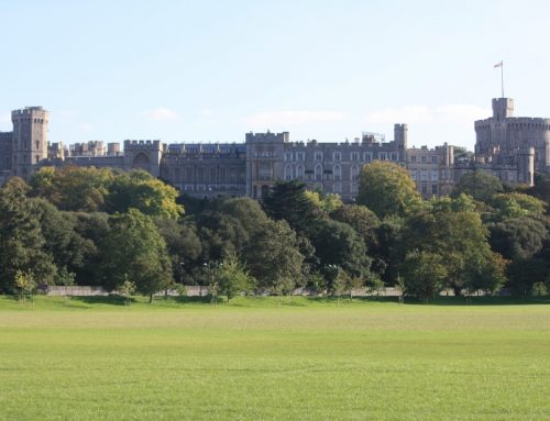 Bike Tour To Windsor Castle