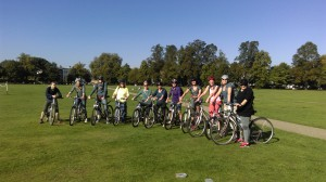 Stag hen party bike tours