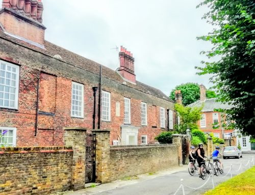 Richmond Palace Bike Tour